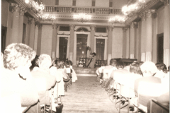 1983 Recital Palazzo Pisani Conservatorio Venezia