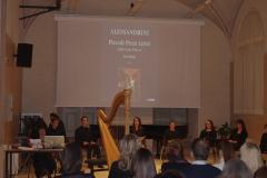 2017Concerto conferenza Musiche di Giuseppe Alessandrini Trento
