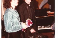 1984 Genova Concorso Rietman con la mia insegnante M. Felice Bottino