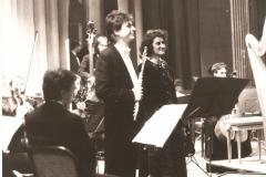 1991 Con il flautista Pretto