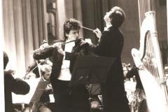 con G. Pretto agli Amici della Musica di Verona