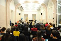 Saggio Natale 2018 Conservatorio Trento