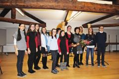 Saggio di Natale Conservatorio di Trento 2015