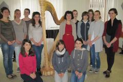 Gli allievi del Conservatorio di Trento Maggio 2013