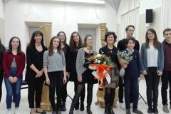 Conservatorio Trento Saggio Natale 2017