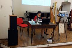 Conferenza al Conservatorio di Sassari