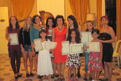 Allievi del corso di Castellabate 2013